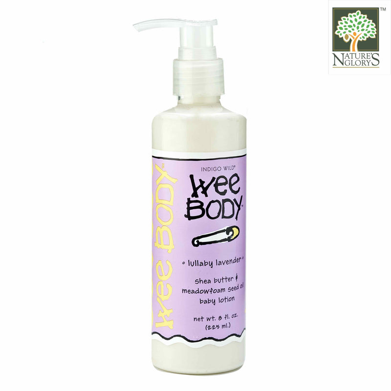 Wee Body Lotion (Lullaby Lavender) 225 ml (Indefinite shelf life)