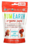 Fruit Lollipops YumEarth 14pcs Organic