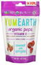 Vitamin C pops YumEarth 14pcs Organic