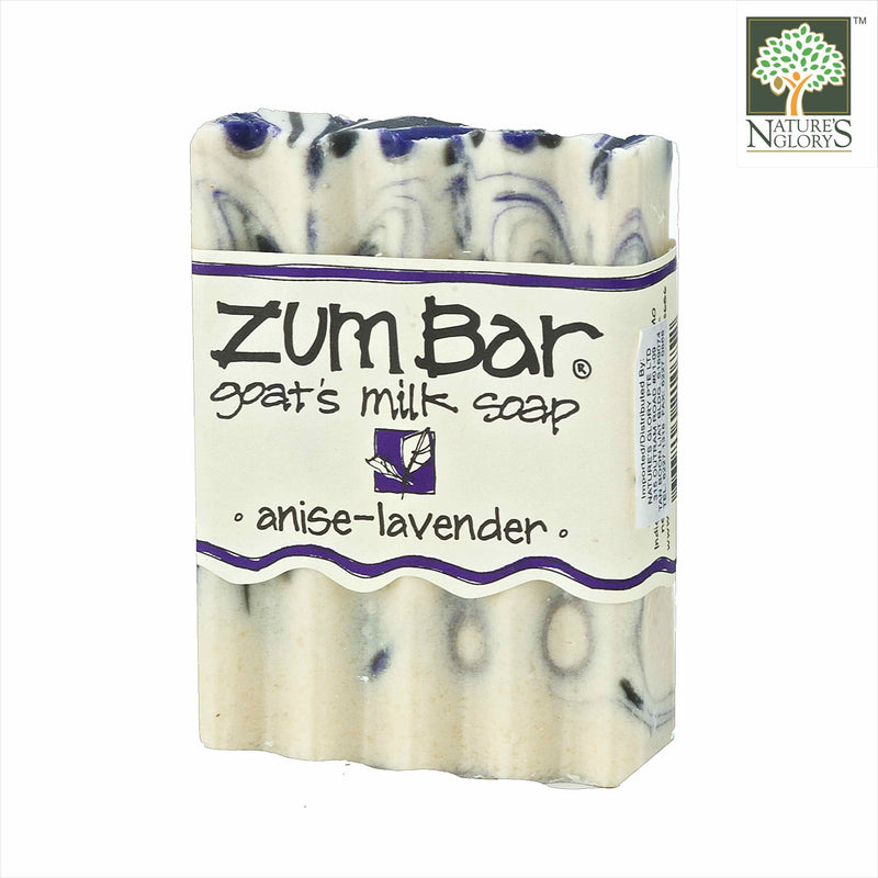 Zum Bar Goat's Milk Soap Anise-Lavender 3 oz