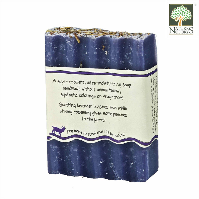 Zum Bar Goat's Milk Soap Lavender Rosemary 3 oz