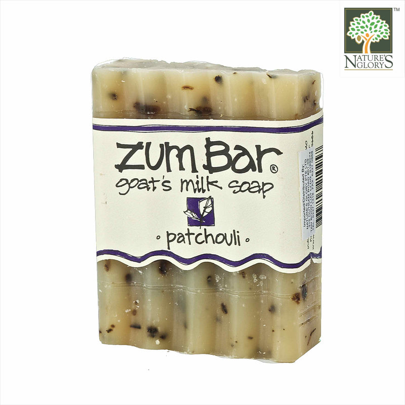 Zum Bar Goat's Milk Soap, Patchouli 3 oz