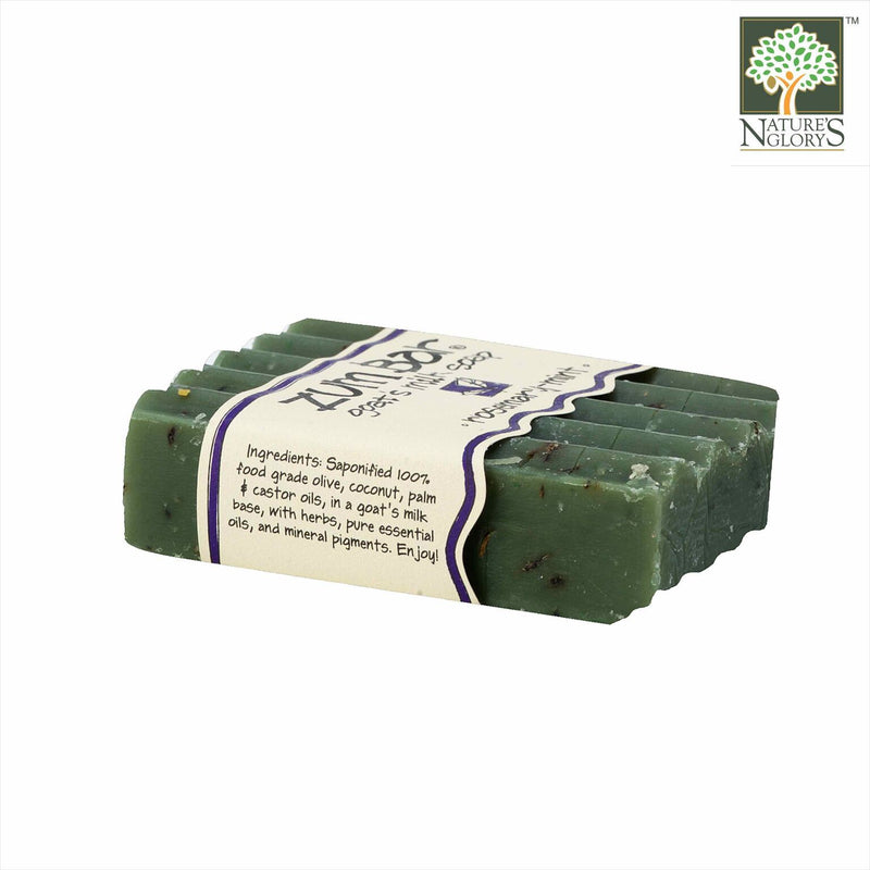 Zum Bar Goat's Milk Soap Rosemary Mint 3 oz
