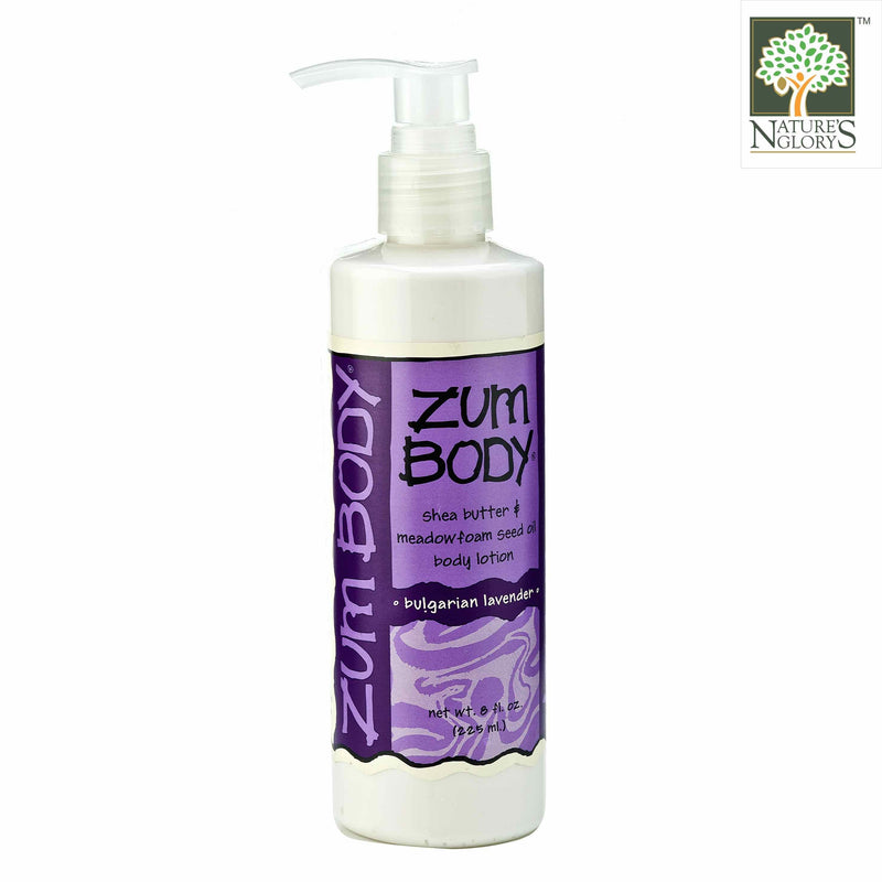 Zum Body Lotion (Bulgarian Lavender) 225 ml (Indefinite shelf life)