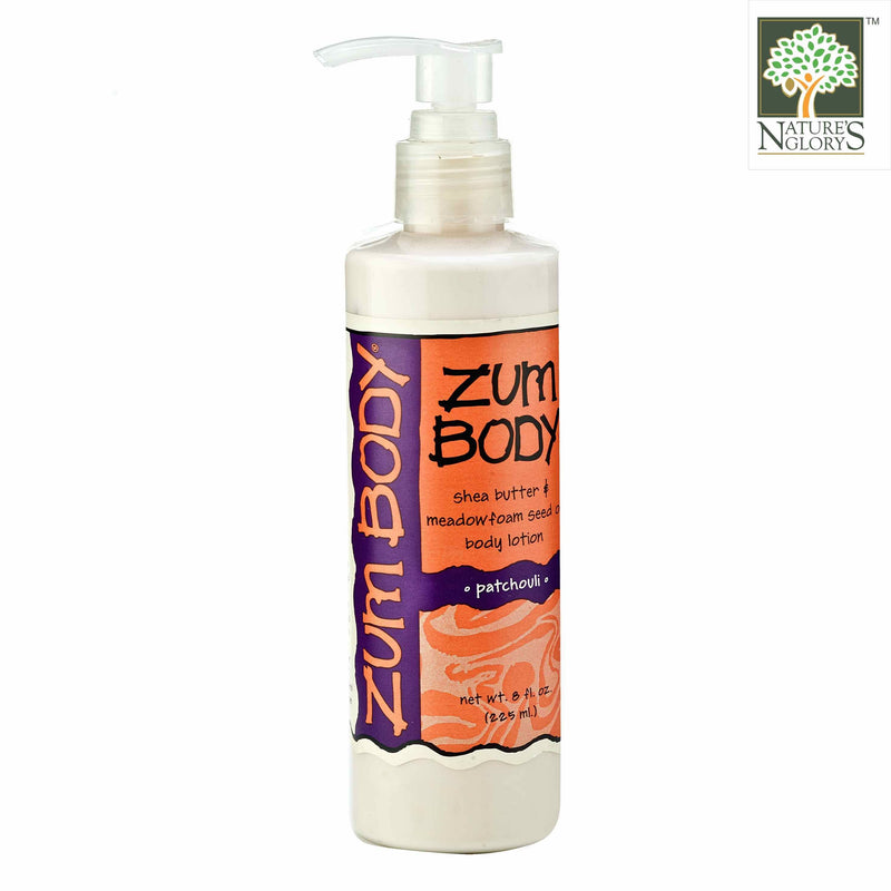 Zum Body Lotion (Patchouli) 225 ml(Indefinite shelf life)