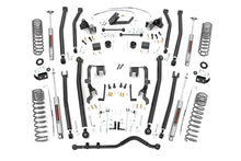 Load image into Gallery viewer, 4in Jeep Long Arm Suspension Lift Kit (07-11 Wrangler JK 2-door)