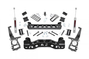 4in Ford Suspension Lift Kit (11-14 F-150 2WD)