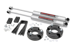 2in Ford Leveling Kit w/ N3 Shocks (09-20 F-150)