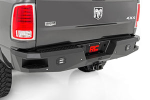 Dodge Heavy-Duty Rear LED Bumper (10-18 Ram 2500/3500)
