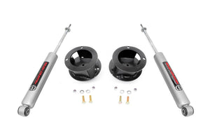 Rough Country 2.5-inch Suspension Leveling Kit