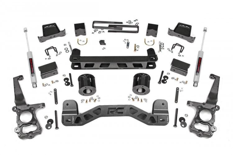 6in Ford Suspension Lift Kit (15-20 F-150 2WD)