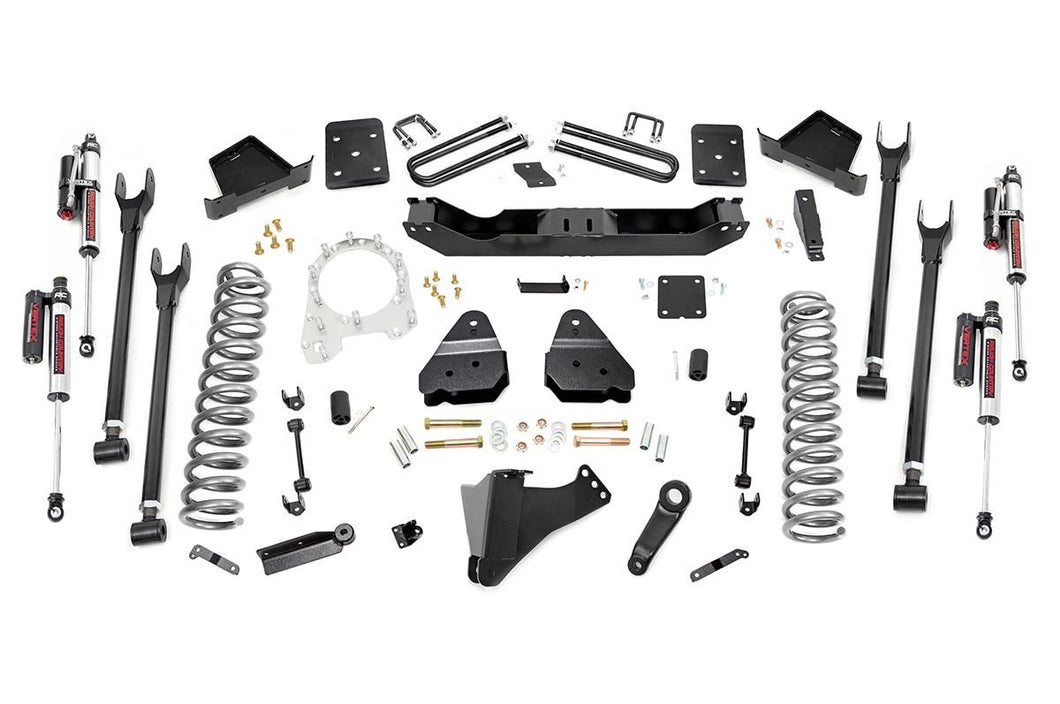 6in Ford 4-Link Suspension Lift Kit (17-19 F-250/350 4WD 4in Axle)