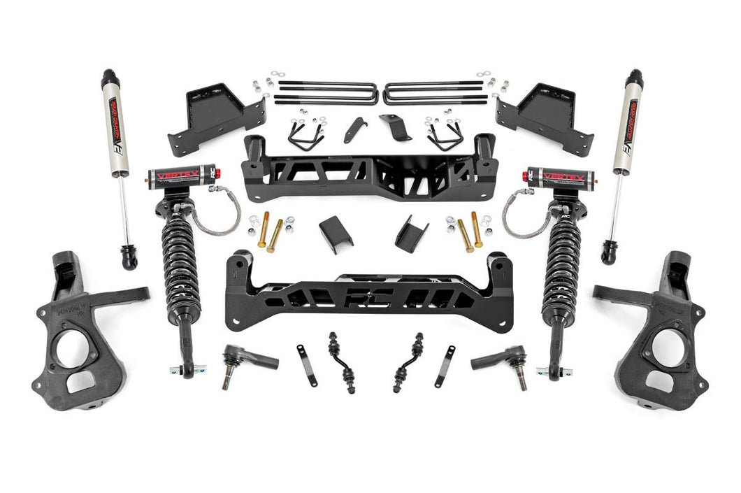 7in GM Suspension Lift Kit Vertex & V2 (14-18 1500 PU 2WD)