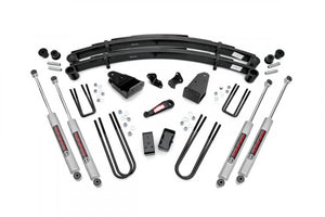 4in Ford Suspension Lift Kit (87-97 F-250 4WD)