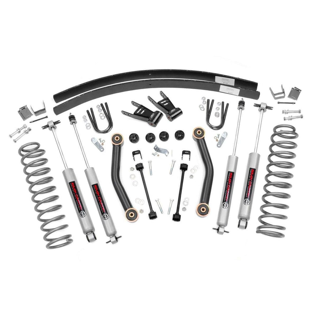 Rough Country 4.5-inch Suspension Lift Kit