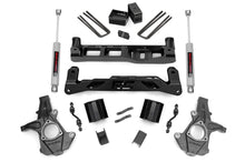 Load image into Gallery viewer, 5in GM Suspension Lift Kit w/N2.0 (14-18 1500 PU 2WD Aluminum/Stamped Steel)