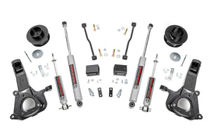 4in Dodge Suspension Lift Kit (09-18 RAM 1500 2WD)