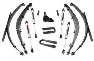 4in Ford Suspension Lift Kit (99-04 F250/F350 4WD)