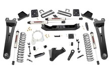 Load image into Gallery viewer, 6in Ford Suspension Lift Kit w/ Radius Arms & V2 Shocks (17-19 F-250/350 4WD Diesel)