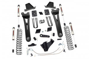 6in Ford Radius Arm Suspension Lift Kit (15-16 F-250 4WD)