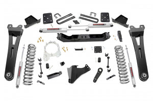 6in Ford Radius Arm Suspension Lift Kit (17-19 F-250/F-350 4WD)