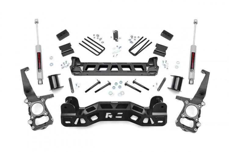 4in Ford Suspension Lift Kit (09-10 F-150 2WD)