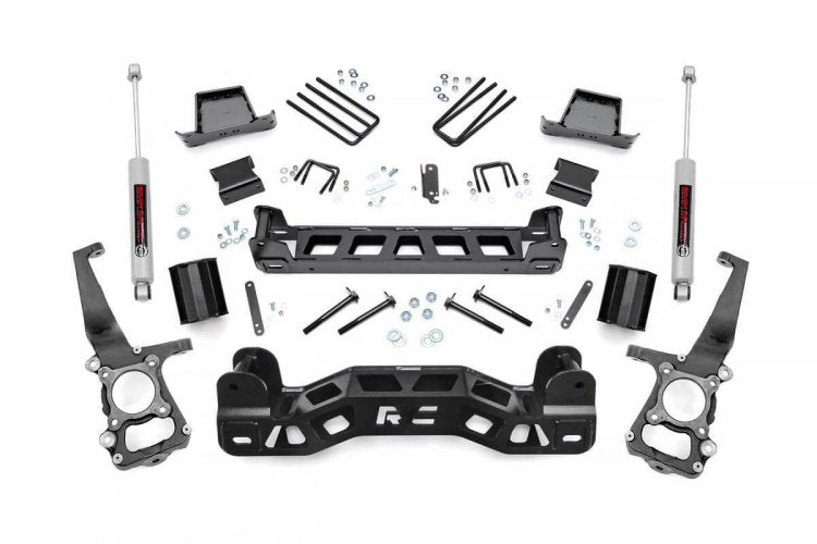 6in Ford Suspension Lift Kit (09-10 F-150 2WD)