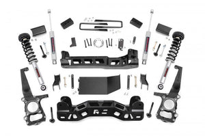 4in Ford Suspension Lift Kit (11-14 F-150 4WD)