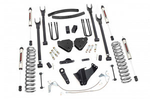 6in Ford 4-Link Suspension Lift Kit (08-10 F-250/F-350 4WD)