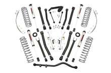 Load image into Gallery viewer, 4in Jeep X-series Suspension Lift Kit w/ V2 Shocks (07-18 Wrangler JK Unlimited)
