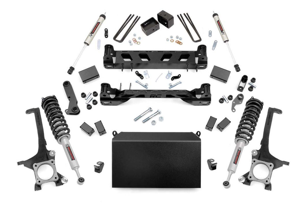 6in Toyota Suspension Lift Kit Lifted N3 Struts & V2 Shocks (16-20 Tundra 4WD/2WD)