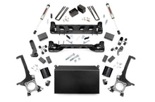 Load image into Gallery viewer, 4.5in Toyota Suspension Lift Kit w/ V2 Shocks (07-15 Tundra)