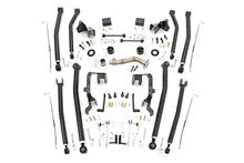 Load image into Gallery viewer, 4in Jeep Long Arm Upgrade Kit (07-18 Wrangler JK)
