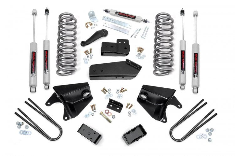 4in Ford Suspension Lift Kit (80-96 F-150 4WD)