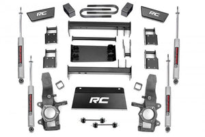 4in Ford Suspension Lift Kit (97-03 F-150 4WD)