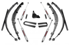 Load image into Gallery viewer, 4in Ford Suspension Lift Kit (99-04 F250/F350 4WD)