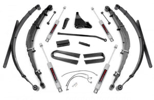 8in Ford Suspension Lift System (99-04 F-250/F-350 4WD)