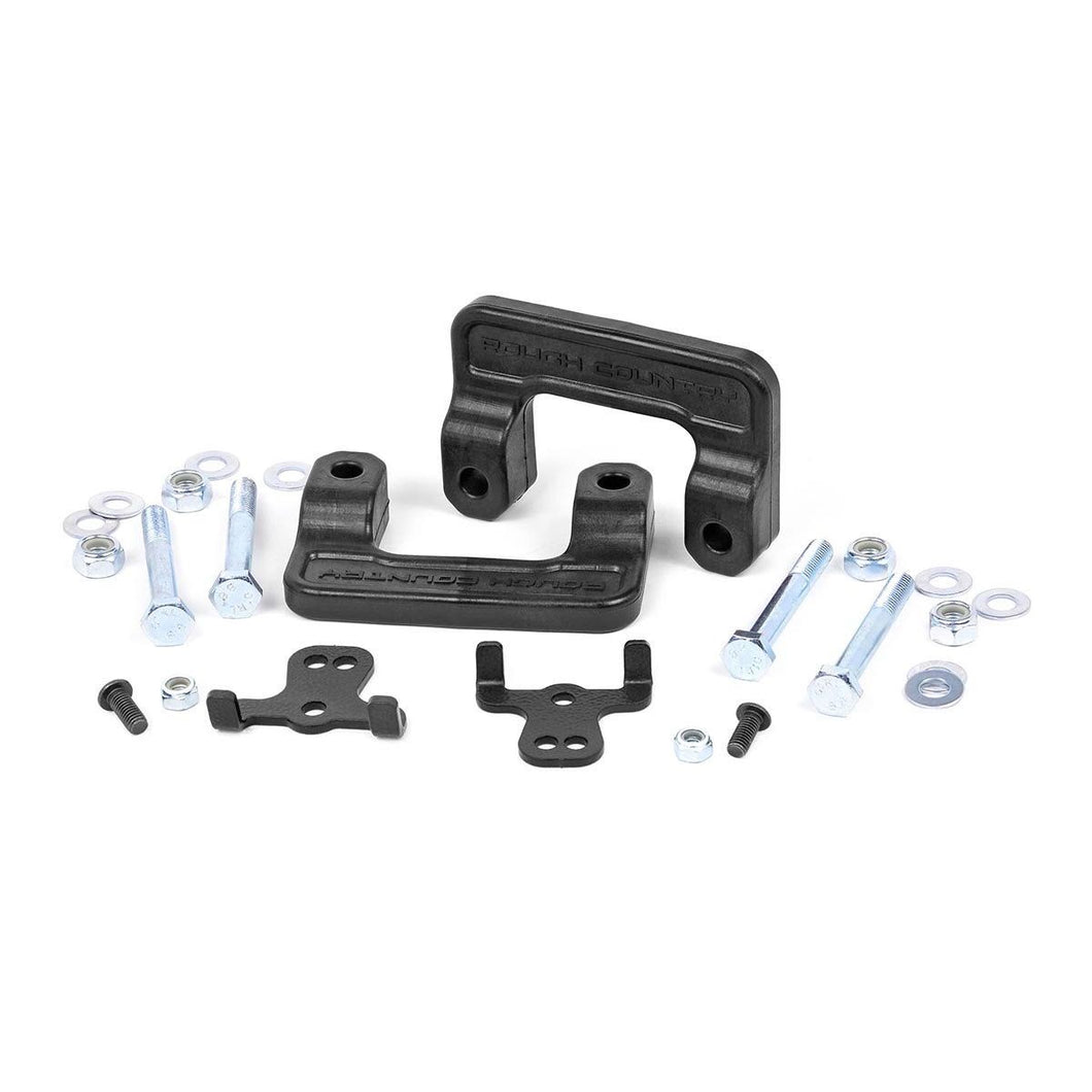 2in GMC Leveling Lift Kit (19-20 1500 Denali PU w/Adaptive Ride Control)