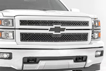 Load image into Gallery viewer, Rough Country Chevy Mesh Grille (14-15 Silverado 1500)