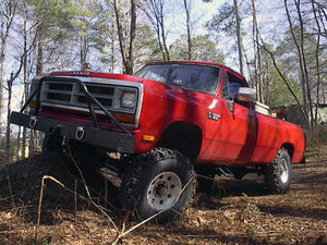 Rough Country 4-inch Suspension Lift System