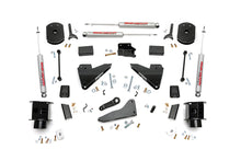 Load image into Gallery viewer, Rough Country 5-inch Radius Arm Drop Coil Spacer Suspension Lift Kit