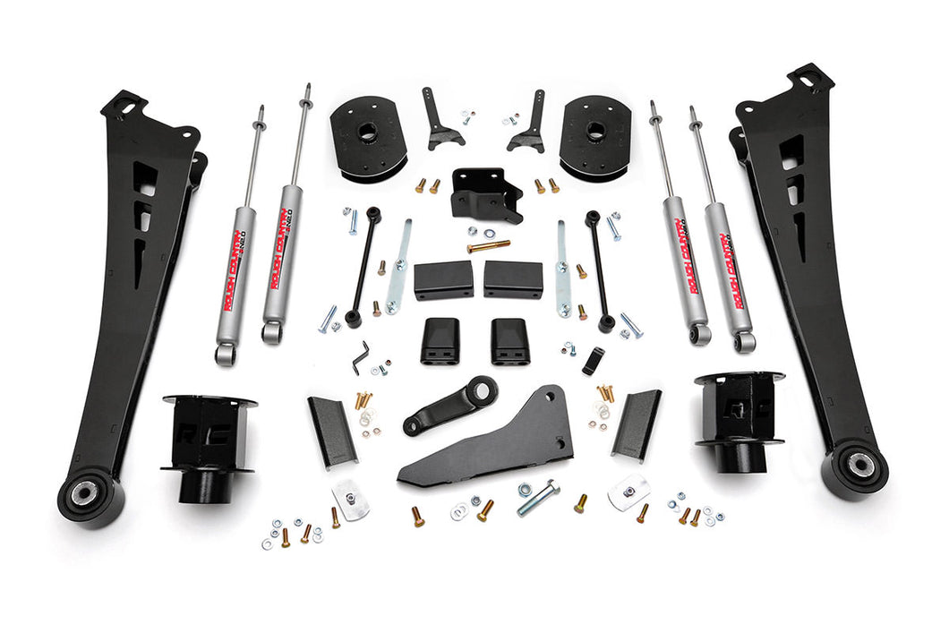 Rough Country 5-inch Suspension Lift Kit