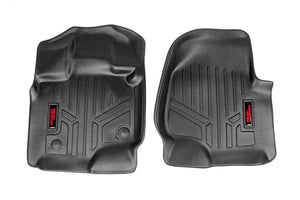 Rough Country Heavy Duty Floor Mats - Front Set