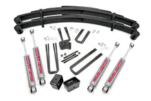 Load image into Gallery viewer, Rough Country 4-inch Suspension Lift Kit