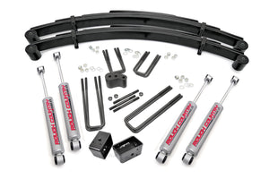 Rough Country 4-inch Suspension Lift Kit