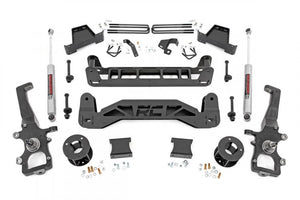 6in Ford Suspension Lift Kit (04-08 F-150 2WD)