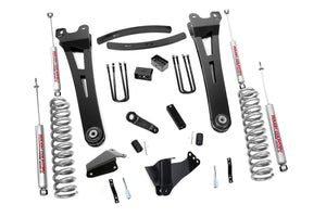 Rough Country 6-inch Radius Arm Suspension Lift Kit