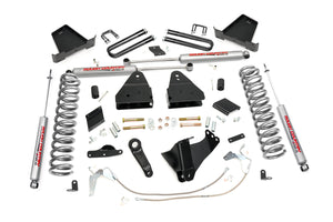 Rough Country 6-inch Suspension Lift Kit (Non-Overload Spring Models)