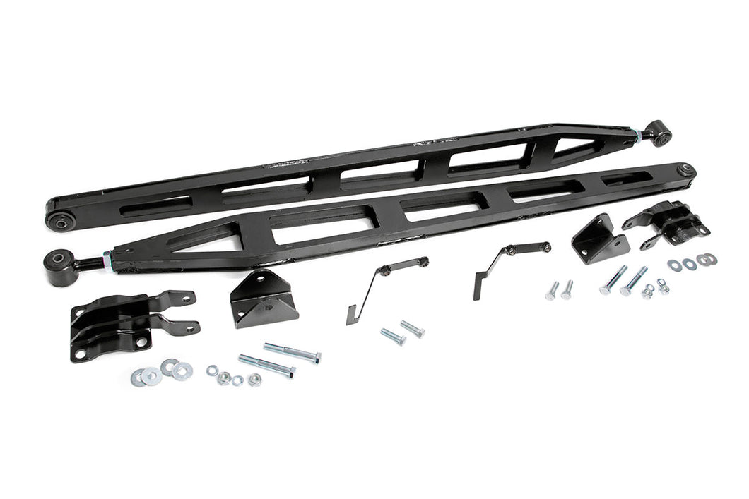 Rough Country Traction Bar Kit for 5-6-inch Lifts