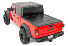 Load image into Gallery viewer, Jeep Low Profile Hard Tri-Fold Tonneau Cover (2020 Gladiator | 5' Bed)